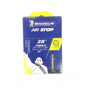 Cámara Híbrida Michelin 700x35-47 Válvula Schrader