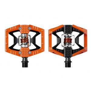 Pedales Mtb Crank Brothers Double Shot Naranja