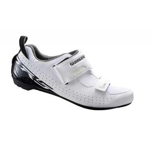 Zapatillas Triathlón Shimano TR5 Blanco