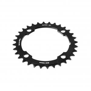 Plato MTB First Narrow-Wide Compatible Shimano BCD104mm 32T