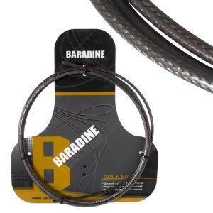 Funda Cambio Baradine Entrelazada 4mm Negro
