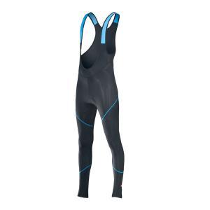 Culotte Largo Spiuk Race Negro-Azul