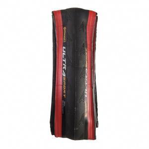 Cubierta Carretera 700x23 Continental Ultra Sport II Rojo