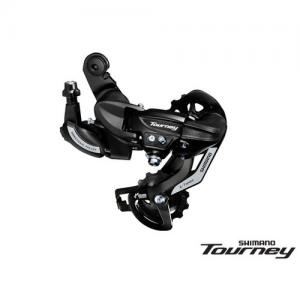 Cambio Shimano Tourney RD- TY500 6/7v Negro