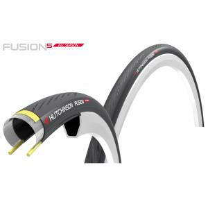 Cubierta Carretera 700x23 Hutchinson Fusion 5 All Season Negro