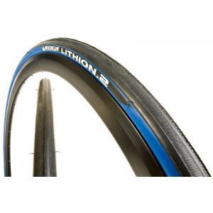 Cubierta Carretera 700x23 Michelin Lithion.2 Azul