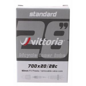 Cámara Carretera Vittoria Lite 700x23 Válvula 60mm