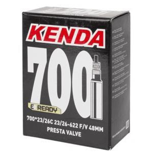 Cámara Carretera Kenda 700x18-25 Válvula 48mm
