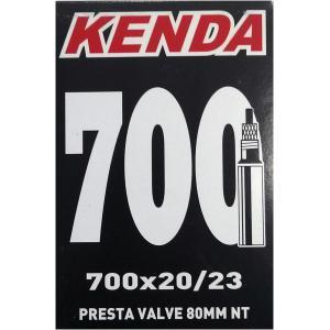 Cámara Carretera Kenda 700x18-23 Válvula 80mm