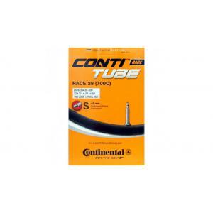 Cámara Carretera Continental Race 700x20-25 Válvula 42mm