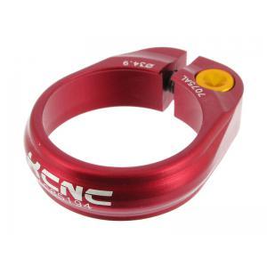 Abrazadera Tija Sillín KCNC SC-9 31.8mm Rojo