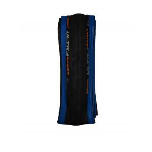 Cubierta Carretera 700x23 Continental Ultra Sport II Azul