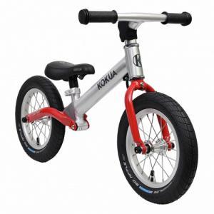 Bicicleta Infantil Sin Pedales KOKUA LIKEaBIKE JUMPER Aluminio Rojo