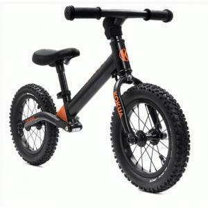 Bicicleta Infantil Sin Pedales KOKUA LIKEaBIKE JUMPER Aluminio Negro