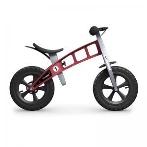 Bicicleta Infantil Sin Pedales FirstBike Cross Rojo