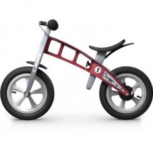 Bicicleta Infantil Sin Pedales FirstBike Street Rojo