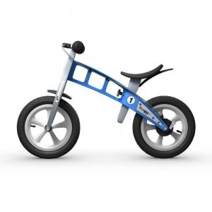 Bicicleta Infantil Sin Pedales FirstBike Street Azul