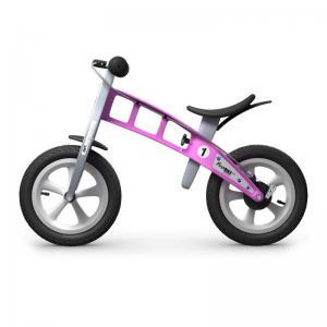 Bicicleta Infantil Sin Pedales FirstBike Street Rosa