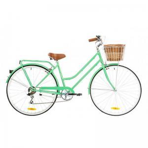 Bicicleta Urbana Reid Bikes Classic 7v Verde
