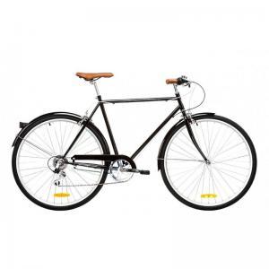 Bicicleta Urbana Reid Bikes Roadster Negro