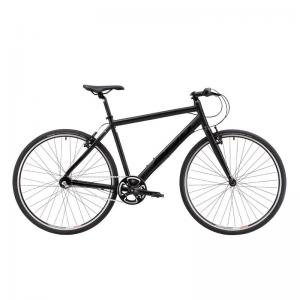 Bicicleta Urbana Reid Bikes BlackTop Negro