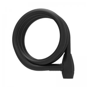 Candado Urban Proof Espiral Llave 150cm x 12mm Negro