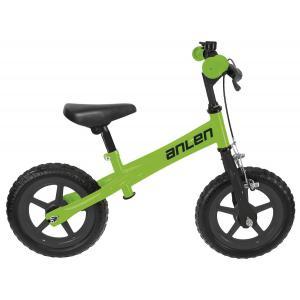 Bicicleta Infantil Sin Pedales Relev Verde