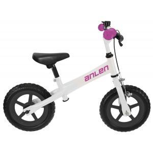 Bicicleta Infantil Sin Pedales Relev Blanco
