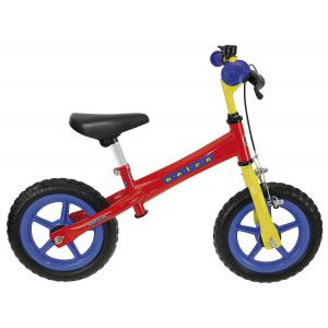 Bicicleta Infantil Sin Pedales Relev Rojo