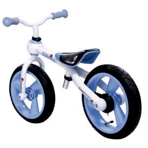 Bicicleta Infantil Sin Pedales Relev Blanco/Azul