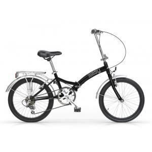 Bicicleta Plegable MBM Easy Negro
