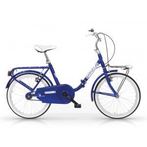 Bicicleta Plegable MBM Angela Azul