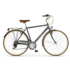Bicicleta Urbana MBM Boulevard 700 6v Antracita