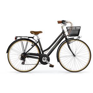 Bicicleta Urbana MBM Boulevard 700 6v Negro