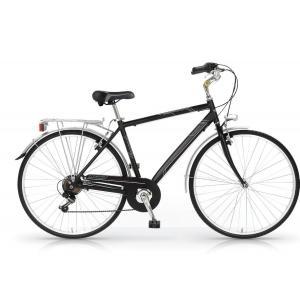 Bicicleta Urbana MBM Central 700 6v Negro