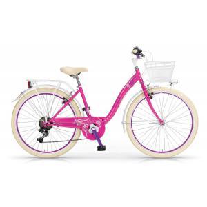 Bicicleta Urbana MBM Fleur 26