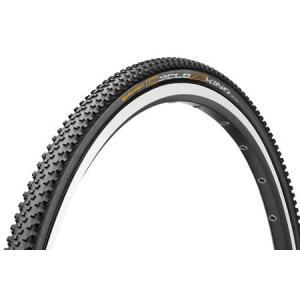 Cubierta 700x35C Cyclocross Continental XKing Plegable