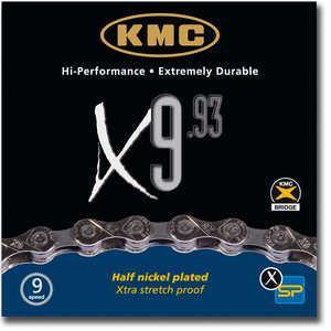 Cadena KMC X9-93 9v