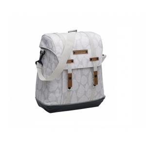 Bolsa New Looxs Alba Polyester Impermeable Beige 17 Litros