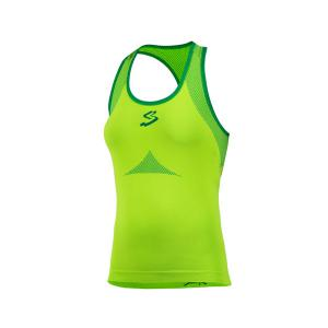 Maillot Lady Sin Mangas Spiuk Anatomic Verde