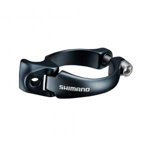 Abrazadera Desviador Saldare Shimano FD-9150 31.8mm Negro