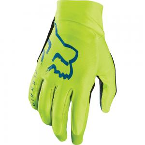 Guantes Largos FOX Flexair Amarillo Fluor