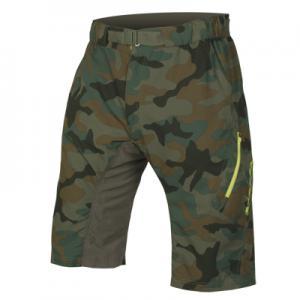 Pantalón Corto ENDURA Hummvee Lite Short II Camuflaje