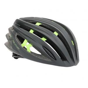 Casco Massi Team Negro-Verde