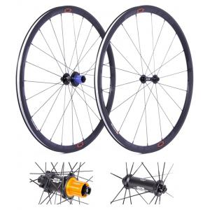 Par Ruedas Carretera Progress Phantom Buje Nitro Compatible Shimano