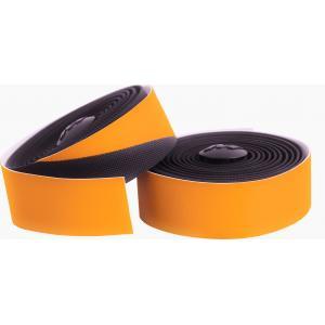 Cinta Manillar Massi Dual Wave Negro-Naranja Fluor