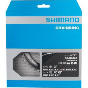 Plato Mtb Shimano XT FC-M8000 2x11v 34T
