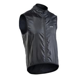 Chaleco NORTHWAVE Vortex Impermeable Negro
