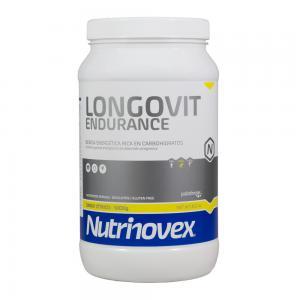 Recuperador Energético Nutrinovex Longovit Endurance Cítrico 1000grs