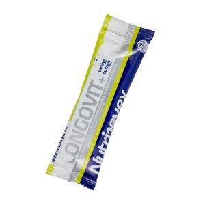 Pack 24 Geles Nutrinovex Longovit Manzana Verde-Cafeina-Taurina